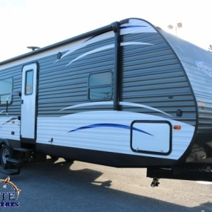 Aspen Trail 2880 RKS 2018 - LM Cossette inc. vr roulotte fifth wheel caravane rv travel trailer