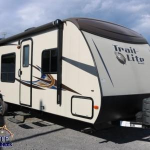 Trail Lite 29 KBS 2014 - LM Cossette inc. vr roulotte fifth wheel caravane rv travel trailer