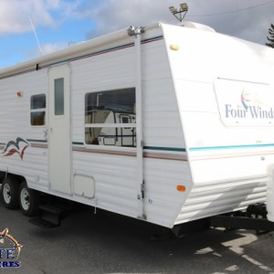 Four Winds 26 FK 2001 - LM Cossette inc vr roulotte fifth wheel caravane rv travel trailer