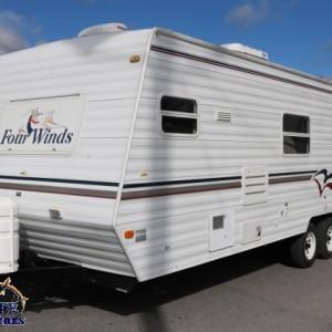 Four Winds 26 FK 2001 - LM Cossette inc vr roulotte fifth wheel caravane rv travel trailer