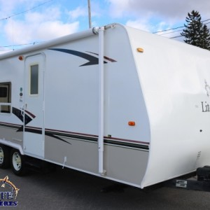 Ameri-Camp 22 FB 2006 - LM Cossette inc. vr roulotte fifth wheel caravane rv travel trailer