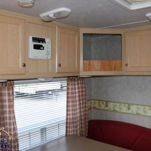 Ameri-Camp 22 FB 2006 - LM Cossette inc. vr roulotte fifth wheel caravane rv travel trailer