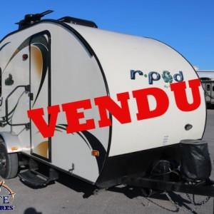 R-Pod 176 RP 2014 - LM Cossette inc. vr roulotte fifth wheel caravane rv travel trailer
