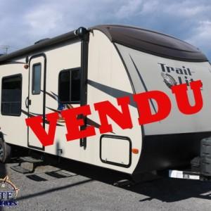Trail lite 29 KBS 2014 -LM Cossette inc vr roulotte fifth wheel caravane rv travel trailer
