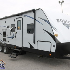Kodiac 283 BHSL 2018- LM Cossette inc. vr roulotte fifth wheel caravane rv travel trailer