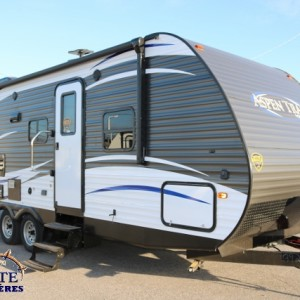Aspen Trail 2340 BHS 2018 - LM Cossette inc. vr roulotte fifth wheel caravane rv travel trailer