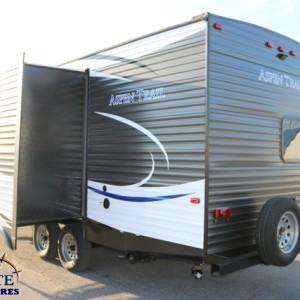 Aspen Trail 2340 BHS 2018 - LM Cossette inc. vr roulotte fifth wheel caravane rv travel trailer
