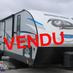 Alpha Wolf 27 RK 2018 -LM Cossette inc. vr roulotte fifth wheel caravane rv travel trailer