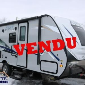 Apex Nano 191 RBS 2018- LM Cossette inc. vr roulotte fifth wheel caravane rv travel trailer