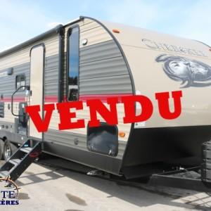 Cherokee 274 DBH 2018 -LM Cossette inc. vr roulotte fifth wheel caravane rv travel trailer