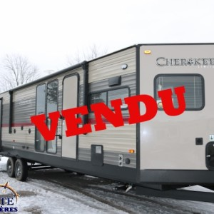 Cherokee 304 VFK 2018 -LM Cossette inc. vr roulotte fifth wheel caravane rv travel trailer