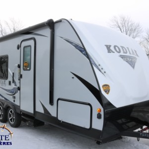 Kodiac 201 QB 2018 - LM Cossette inc. vr roulotte fifth wheel caravane rv travel trailer