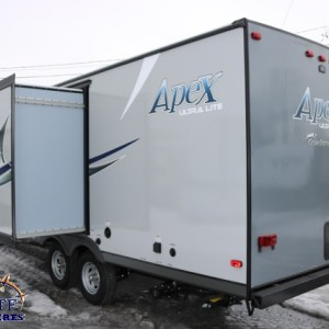 Apex 24 LE 2018 ( Limited Edition ) - LM Cossette inc. vr roulotte fifth wheel caravane rv travel trailer
