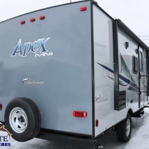 Apex Nano 191 RBS 2018 - LM Cossette inc. vr roulotte fifth whel caravane rv travel trailer