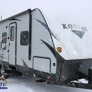 Kodiak 233 RBSL 2018 - LM Cossette inc. vr roulotte fifth wheel caravane rv travel trailer
