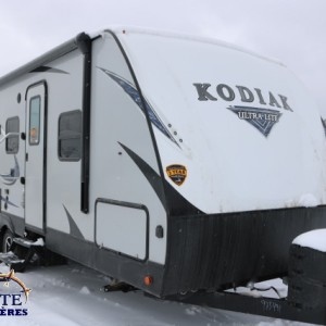 Kodiak 233 RBSL 2018 - LM Cossette inc. vr roulotte fifth wheel caravane rv travel trailer