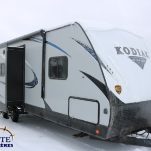 Kodiak 253 RBSL 2018 - LM Cossette inc. vr roulotte fifth wheel caravane rv travel trailer