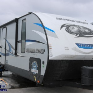 Alpha Wolf 27 RK 2018 - LM Cossette inc. vr roulotte fifth wheel caravane rv travel trailer