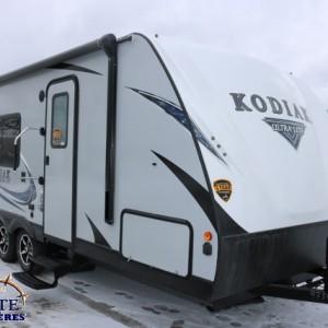 Kodiak 201 QB 2018 - LM Cossette inc. vr roulotte fifth wheel caravane rv travel trailer