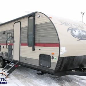 Grey Wolf 26 DBH 2018 - LM Cossette inc. vr roulotte fifth wheel caravane rv travel trailer