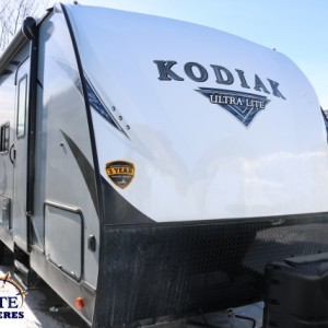 Kodiak 285 BHSL 2018 - LM Cossette inc. vr roulotte fifth wheel caravane rv travel trailer