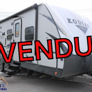 Kodiak 243 BHSL 2018-LM Cossette inc. vr roulotte fifth wheel caravane rv travel trailer - cherokee grey wolf pup kodiak aspen trail arctic wolf alpha wolf cub apex nano roulotte a vendre trois-rivières