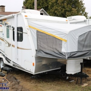 Stampede S-17 2013 - LM Cossette inc. vr roulotte fifth wheel caravane rv travel trailer