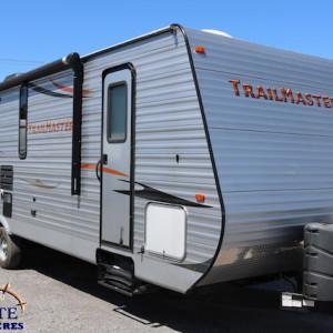 Trailmaster 288 RLS 2013 - LM Cossette inc. vr roulotte fifth wheel caravane rv travel trailer