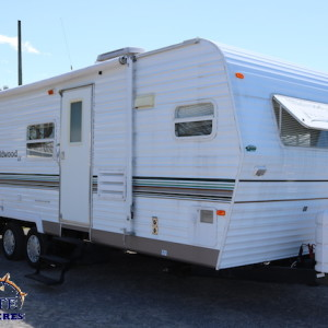 Wildwood 28 FKSS 2003 - LM Cossette inc. vr roulotte fifth wheel caravane rv travel trailer