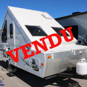 Rockwood A128S 2013 - LM Cossette inc. vr roulotte fifth wheel caravane rv travel trailer - cherokee grey wolf pup kodiak aspen trail arctic wolf alpha wolf cub apex nano