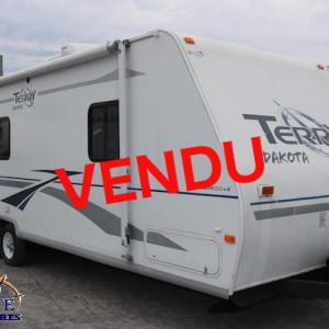 Terry Dakota 726 J 2005 -LM Cossette inc. vr roulotte fifth wheel caravane rv travel trailer