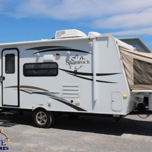 Shamrock 17 , 2013 - LM Cossette inc. vr roulotte fifth wheel caravane rv travel trailer
