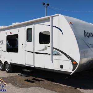 Apex 288 BHS 2013 - LM Cossette inc. vr roulotte fifth wheel caravane rv travel trailer