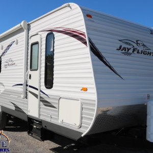 Jay Flight 25 RKS 2012 - LM Cossette inc. vr roulotte fifth wheel caravane rv travel trailer