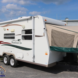 Shamrock 19 2008 - LM Cossette inc. vr roulotte fifth wheel caravane rv travel trailer