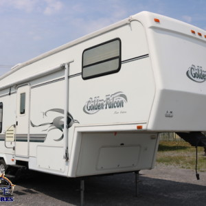 Golden Falcon 29 RL 2000 - LM Cossette inc. vr roulotte fifth wheel caravane rv travel trailer