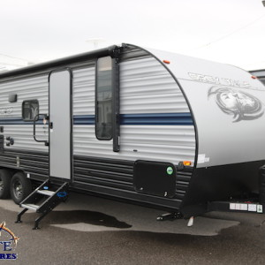 Grey Wolf 23 DBH 2019 - LM Cossette inc. vr roulotte fifth wheel caravane rv travel trailer
