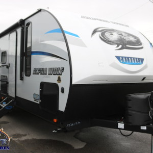 Alpha Wolf 26 DBH 2019 - LM Cossette inc. vr roulotte fifth wheel caravane rv travel trailer