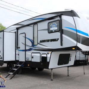 Arctic Wolf 285 DRL4 2019 - LM Cossette inc. vr roulotte fifth wheel caravane rv travel trailer