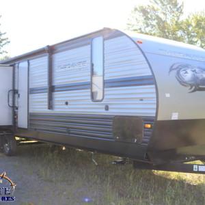Cherokee 304 BH 2019 - LM Cossette inc. vr roulotte fifth wheel caravane rv travel trailer