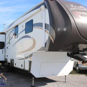 Infinity 3640 RL 2012 - LM Cossette inc. vr roulotte fifth wheel caravane rv travel trailer