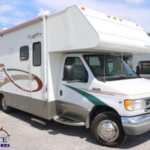 Conquest 6253 2002 - LM Cossette inc. vr roulotte fifth wheel caravane rv travel trailer