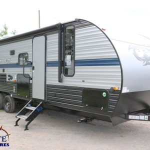 Grey Wolf 26 DBH 2019 - LM Cossette inc. vr roulotte fifth wheel caravane rv travel trailer cherokee kodiak apex aspen trail