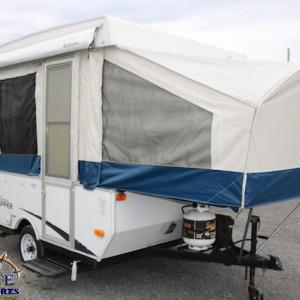 Clipper sport 806 , 2010 - LM Cossette inc. vr roulotte fifth wheel caravane rv travel trailer