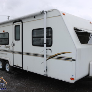 Flagstaff 25 LB 2002 - LM Cossette inc. vr roulotte fifth wheel caravane rv travel trailer