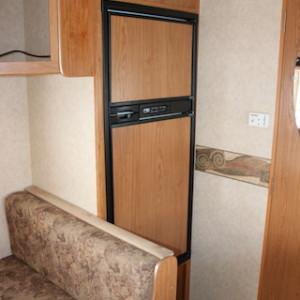 Trail Cruiser 26 QBS 2007 - LM Cossette inc. vr roulotte fifth wheel caravane rv travel trailer