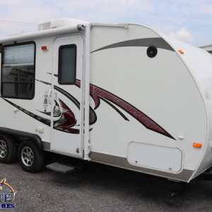 Aljo 192 , 2011 - LM Cossette inc. vr roulotte fifth wheel caravane rv travel trailer
