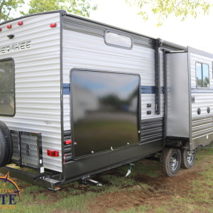 Cherokee 304 BH 2019 - LM Cossette inc. vr roulotte fifth wheel caravane rv travel trailer - grey wolf arctic wolf aspen trail kodiak apex