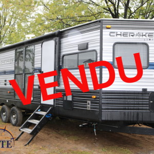 Cherokee 274 VFK 2019 -LM COSSETTE INC. VR ROULOTTE fifth wheel caravane rv travel trailer