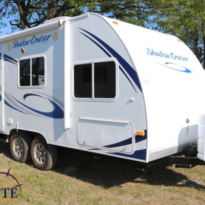 Shadow Cruiser 185 FBR 2010 - LM Cossette inc. vr roulotte fifth wheel caravane rv travel trailer grey wolf cherokee wolf pup arctic wolf apex kodiak